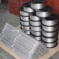 alloy of titanium Wires for bolts