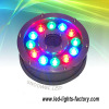 12W RGB Led Underwater Lamps