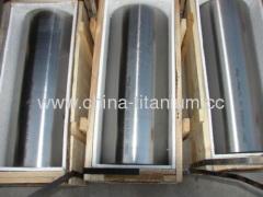 pure titanium ingot