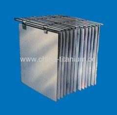titanium anode bar