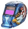 AUTO DARKING WELDING HELMET