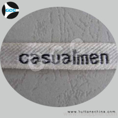 Jacquard Cotton Tape