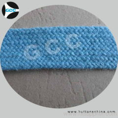 Braided cotton tape