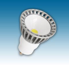 COB 3W LED spotlight GU10