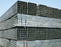 Seamless Rectangular Galvanized Square Tubing