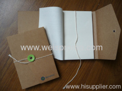 Promotion Eco-friendly notebook