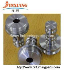 Metal turned parts with nickel plating Torelance +/-0.005mm