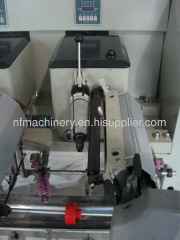 conical bobbin winding machine