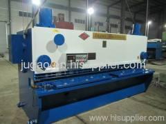 aluminum plate cutter QC11Y-25X10000