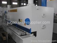 steel plate cutter QC11Y-25X8000
