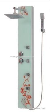 Figured Shower Panel(PU-8024)
