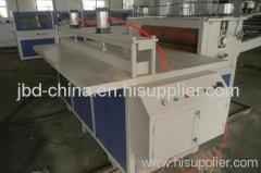 PVC roof tile making machine
