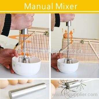 Manual Mixer