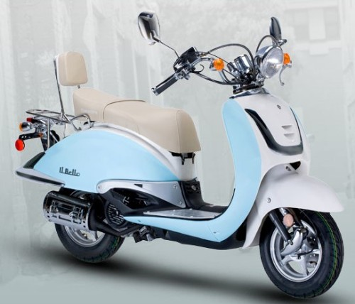 classic vespa scooter 50cc 125cc engine eec epa dot. Black Bedroom Furniture Sets. Home Design Ideas