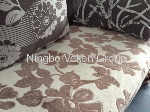 Jacquard Sofa Fabric From China Manufacturer Ningbo