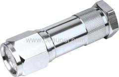 aluminum 9led flashlight torch