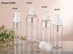 50ml PET lotion bottle
