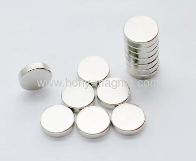 Sintered disc ndfeb magnet