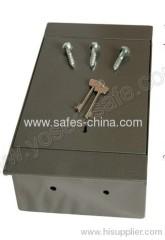 Floorboard safes underground