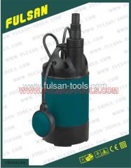 500W Plastic Submersible Clean Pump