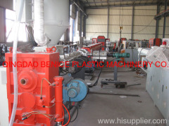 China PP pipe production line