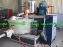 plastic mixer