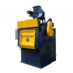 Q326 Rubber Belt Tumblast blast cleaning machine