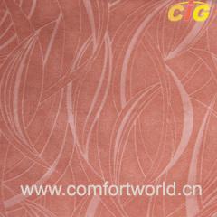 Embossed Italian Velvet Fabric
