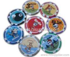 custom poker chips 11.5g PS poker chips casino