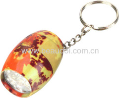 LED Promotional gifts keychain