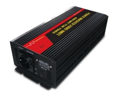 2000w digital display european socket power inverter