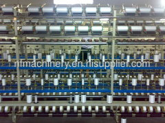 Spandex Yarn Covering Machines