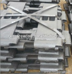 Track Shoe for Crawler Crane, Rotary Drilling Rig, Piling Machine