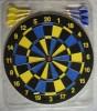 coil paper dartboard