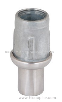 Zamak Adjustable Bullet Foot with Stainless Steel Clad