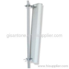 2.6G 60 Degree Sector Panel Antenna With 15DBI High Gain