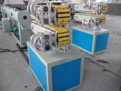 PERT pipe making machine