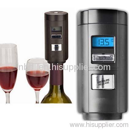 Automatic Wine Preserver
