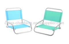 promotional light beach chairs