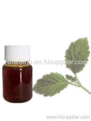 Red Brown Oily Liquid Patchouli Oil