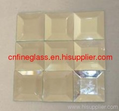 good quantity edging glass