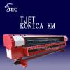 large format Konica 512 Head Solvent Printer