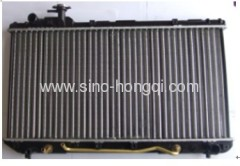 Car radiator 16400-7A120 for Toyota rav4 '96-97