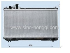 Car radiator 16400-7A110 for Toyota