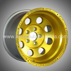 15 INCH 16 INCH 17 INCH 4X4 GT WHEEL RIM FOR OFF-ROAD VEHICLES AND TRAILERS