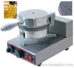 one head waffle cone machine