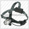 Aluminium Cree Q3 LED Headlamp