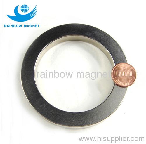 speaker magnet. Neodymium ring magnet
