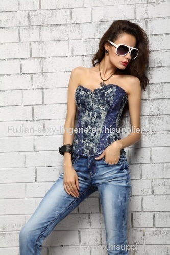 Fashion sexy corset 2012