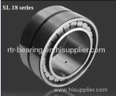 SL Series cylindrical roller bearing